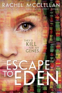 Escape To Eden - A YA Dystopian Book
