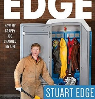 Book Review: On The Edge by Stuart Edge