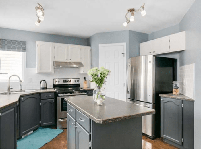 How To Painted Cabinets - Brooklyn Berry Designs