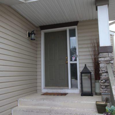 Entering The Home – My Front Door