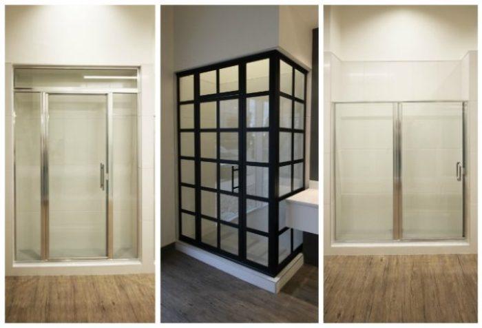 framed-showers