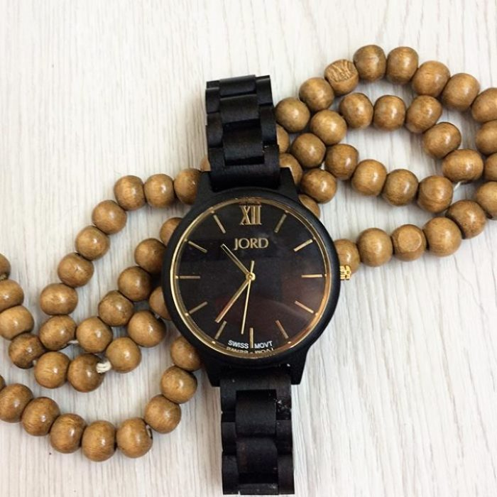 Wood Watches style