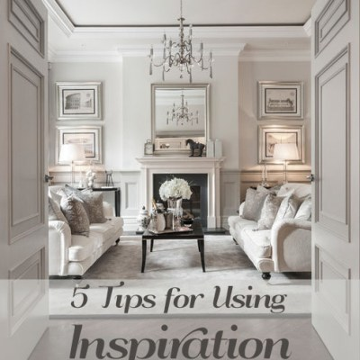 5 TIPS FOR USING INSPIRATION PHOTOS