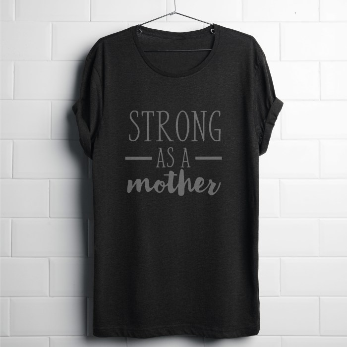 Strong As A Mother shirt - get the free SVG file from BrooklynBerryDesigns.com