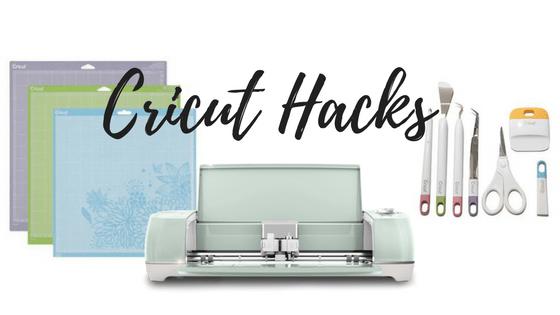 Cricut Hacks