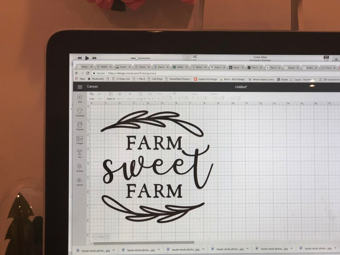 Farmhouse Collection SVG Craft Bundle