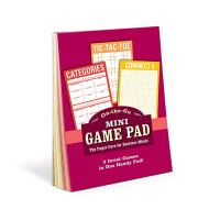 Mini-Game Note Pad