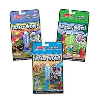 Water Wow! Activity Pad 3-Pack