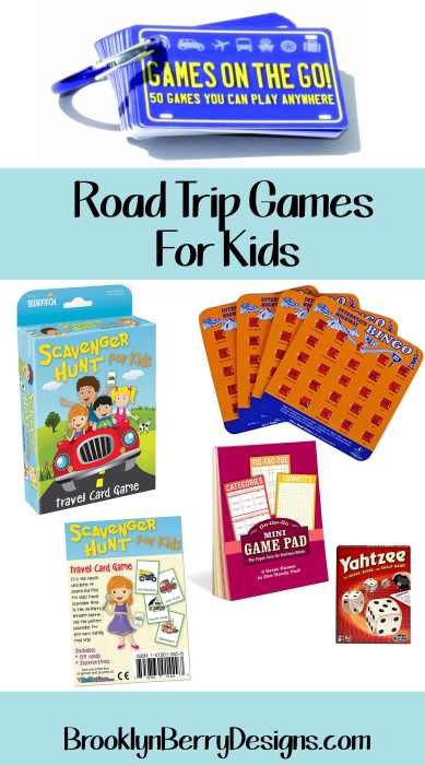 How do you keep kids entertained and happy on a family road trip - because you can only play I Spy for so long. Here are my family's tried and tested recommended best travel games for kids.