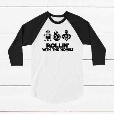 DIY Star Wars Shirts + Free SVG