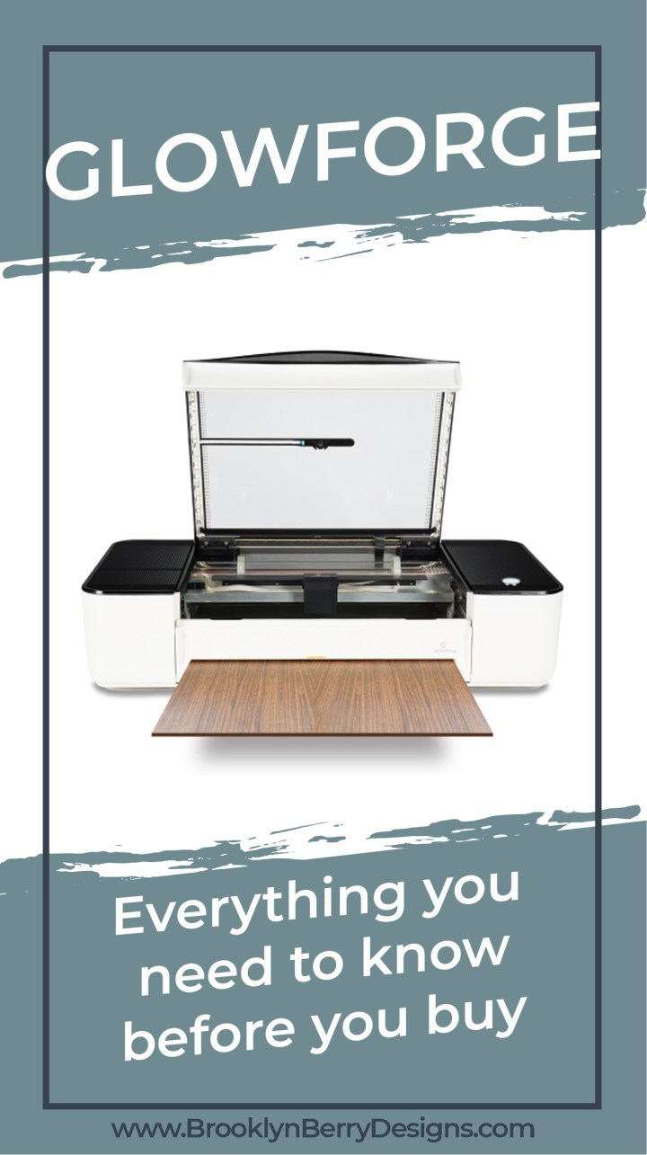 What to know before buying a Glowforge via @brookeberry