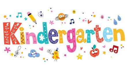 Kindergarten Agenda