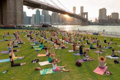Fitness - Brooklyn Bridge Park