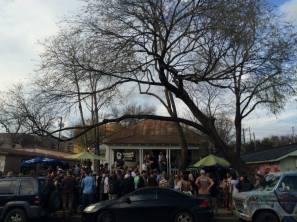 Frontyard E 6th St.