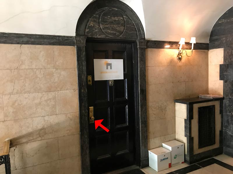 Plaza Wellness Door to Brooklyn DNA Testing