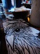 Frazzled Bird