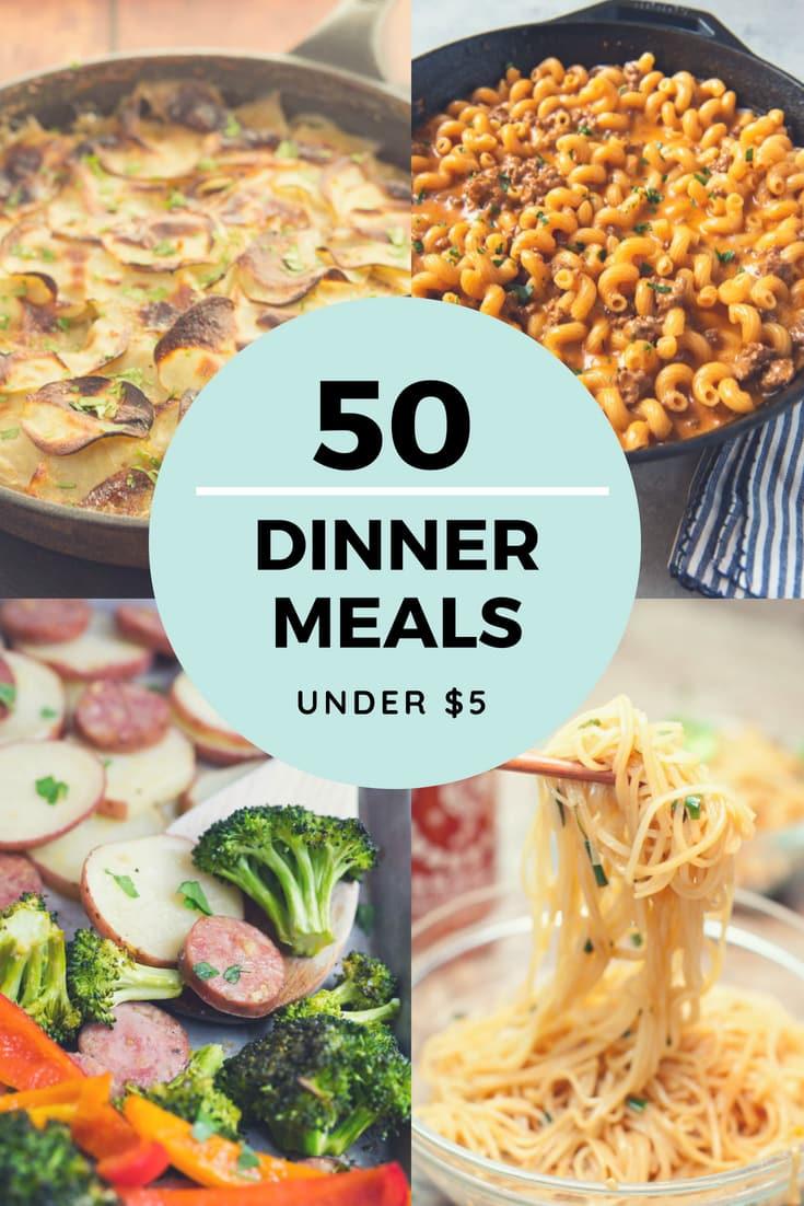 Cheap Restaurant Meals 2