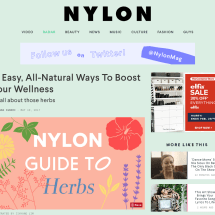Nylon Guide to Herbs