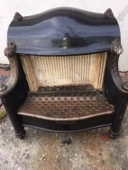 RADIANT FIRE GAS HEATER