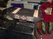 AFRICAN BENCH 2