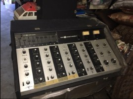 EQUALIZER CONSOLE