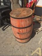 wood-barrel