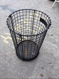 mesh-garbage-can