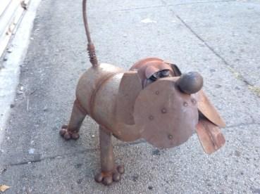 metal-dog