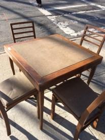 mid-century-dining-set
