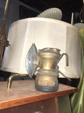 MINERS LAMP
