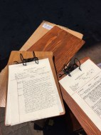 ANTIQUE CLIPBOARDS