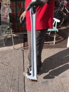 GIANT ALUMINUM PIPE WRENCH