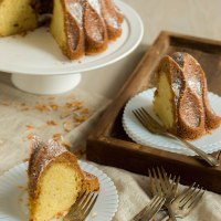 drømmekage (Danish dream cake) bundt cake #bundtbakers