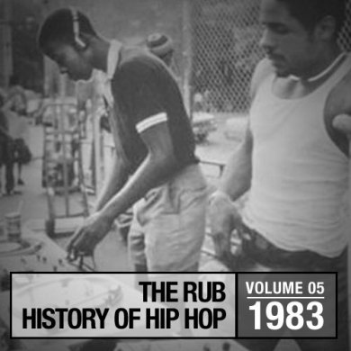 Photo of Hip-Hop History 1983 Mix