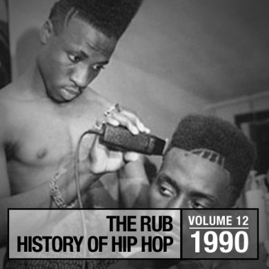 Photo of Hip-Hop History 1990 Mix