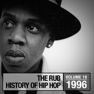 Photo of Hip-Hop History 1996 Mix