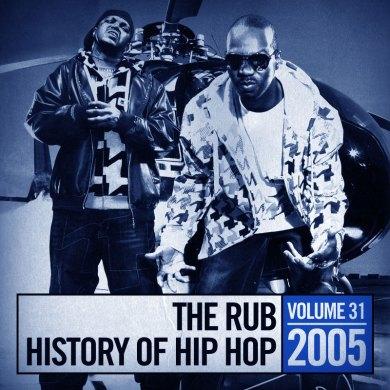 Photo of Hip-Hop History 2005 Mix