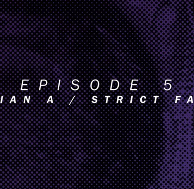 Photo of Sampled Radio 05 – Shelter & Strict Face