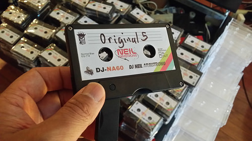 Original5 mixtape