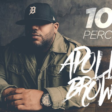 Photo of 100% Apollo Brown