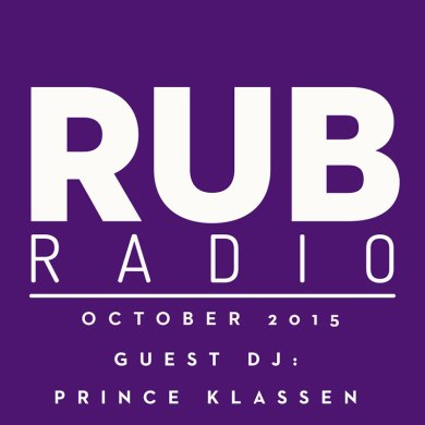 Photo of Rub Radio (October 2015)