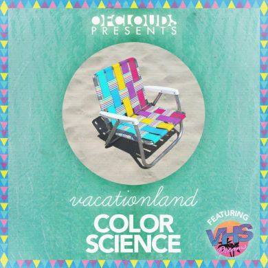 Photo of Color Science (Vacationland #23)