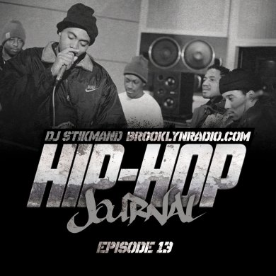 Photo of Hip Hop Journal Episode 13