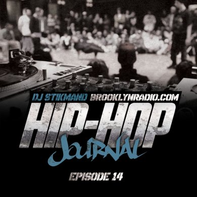 Photo of Hip Hop Journal Episode 14
