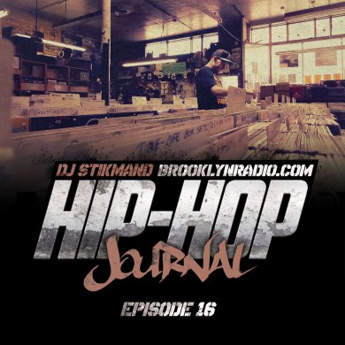 Photo of Hip Hop Journal Episode 16