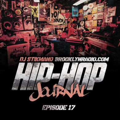 Photo of Hip Hop Journal Episode 17