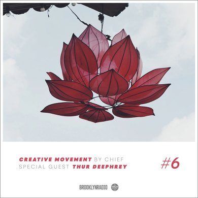 Photo of CREATIVE MOVEMENT X THUR DEEPHREY (Episode 6)