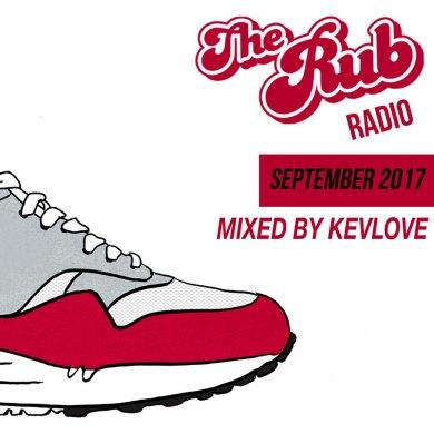 Photo of Rub Radio September 2017 (w/ Kevlove)