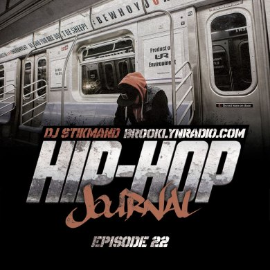 Photo of Hip Hop Journal Episode 22