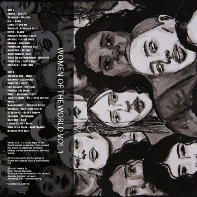 Photo of Women Of The World Compilation (Inner Ocean Records)